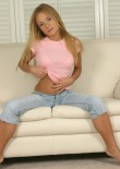 Rachel Dares To Strip Out Of Her Jeans - Picture 7