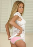 Blonde Teen Rachel Strips Out Of Her Clothes - Picture 5