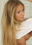 Blonde Teen Rachel Strips Out Of Her Clothes - Picture 9